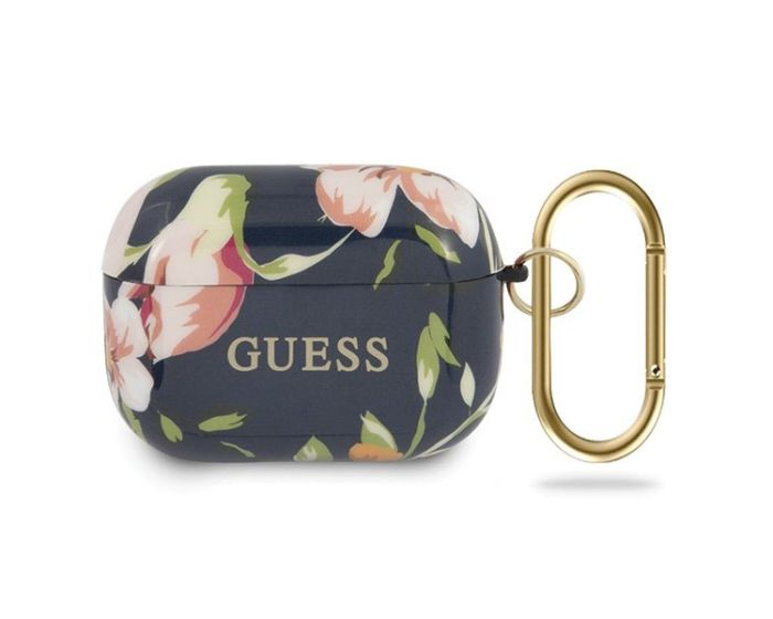 Guess Silicone Protective Case για τα Apple AirPods Pro - N.3 Flower Collection