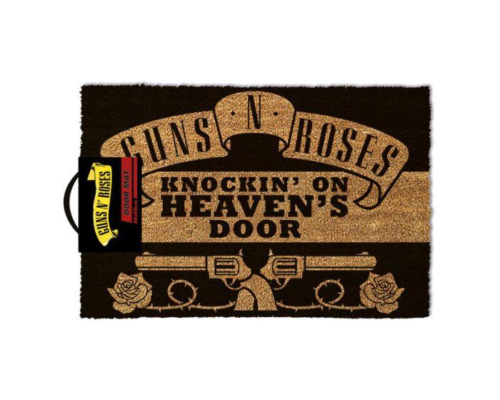 Guns N' Roses (Knockin' On Heaven's Door) Door Mat - Πατάκι Εισόδου 40x60cm