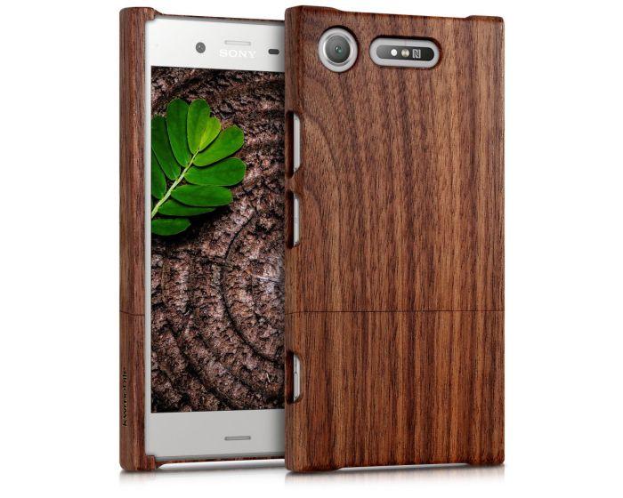 KWmobile Wooden Bamboo Case (42927.18) Θήκη Ξύλινη (Sony Xperia XZ1)