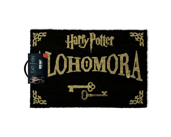 Harry Potter (Alohomora) Door Mat - Πατάκι Εισόδου 40x60cm