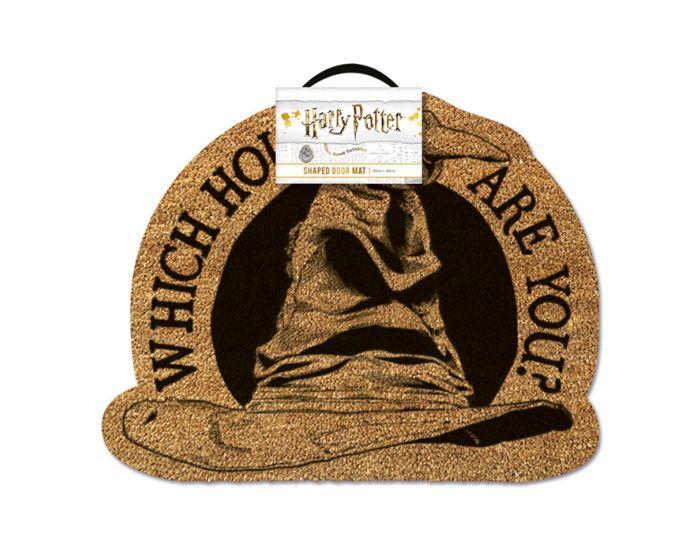 Harry Potter (Sorting Hat) Door Mat - Πατάκι Εισόδου 40x50cm