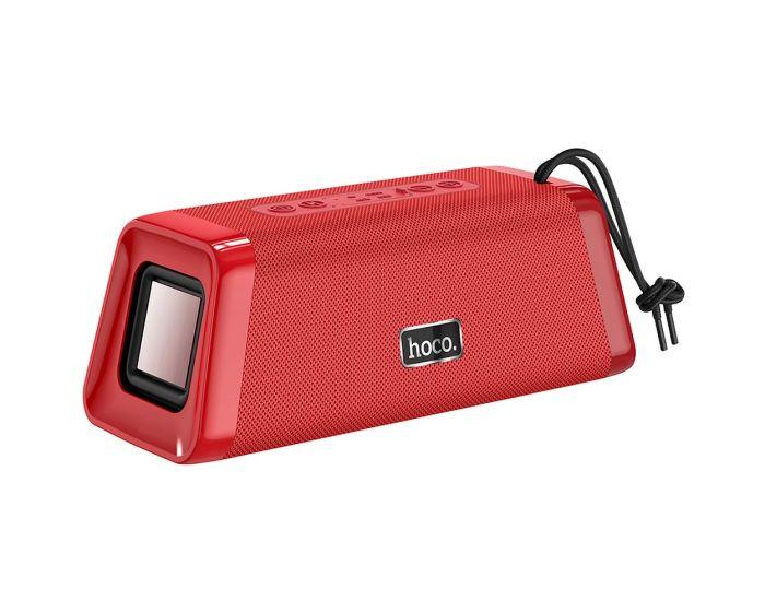 HOCO BS35 Classic Bluetooth Speaker Φορητό Ηχείο Red