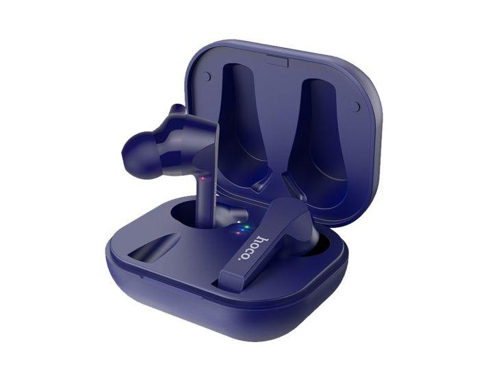 HOCO ES34 Pleasure Series TWS Wireless Bluetooth Stereo Earbuds - Blue