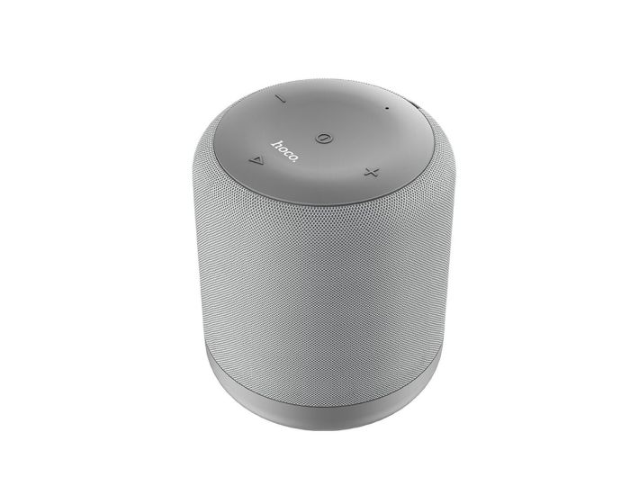 HOCO New Moon BS30 Bluetooth Speaker Φορητό Ηχείο Grey