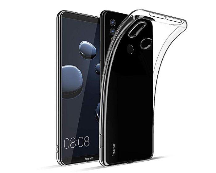 Ultra Slim 0.3mm Silicone Case Θήκη Σιλικόνης Διάφανο (Huawei Honor Note 10)