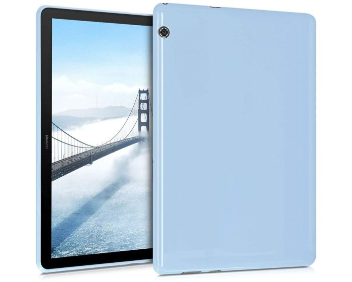 KWmobile TPU Silicone Case Θήκη Σιλικόνης (47812.23) Light Blue (Huawei MediaPad T5 10.1'')