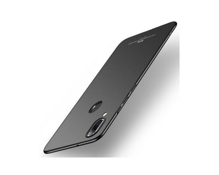 MSVII Σκληρή Θήκη PC - Black (Huawei Nova 3)