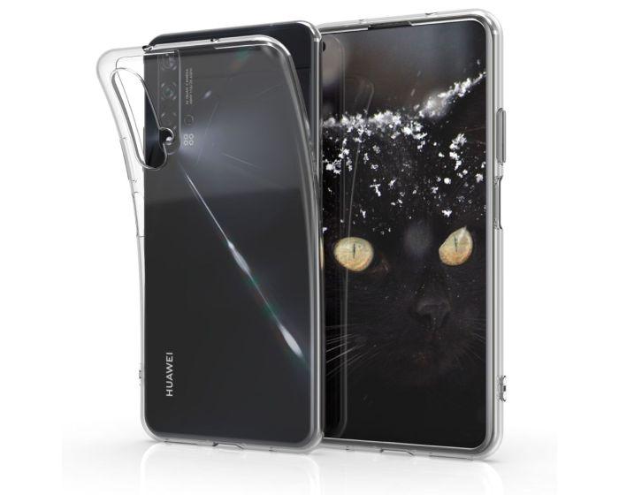KWmobile TPU Clear Silicone Case Θήκη Σιλικόνης (51467.03) Διάφανη (Huawei Nova 5T / Honor 20)