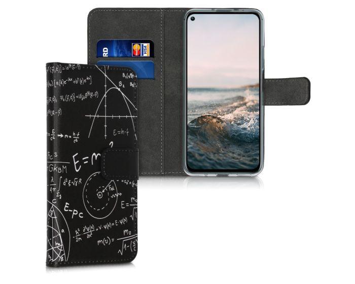 KWmobile Θήκη Πορτοφόλι Wallet Case (51488.07) Math & Physics Formulas (Huawei Nova 5T / Honor 20)