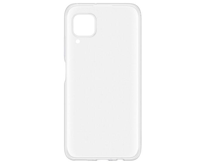 Huawei Original Soft Silicone Case (51993984) Διάφανη (Huawei P40 Lite)