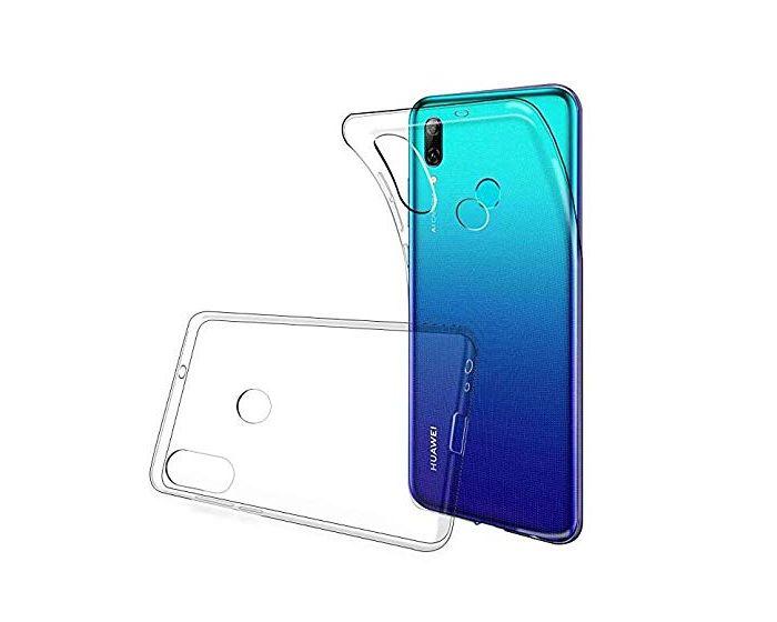 Ultra Slim 0.3mm Silicone Case Θήκη Σιλικόνης Διάφανο (Huawei P Smart 2019 / Honor 10 Lite)