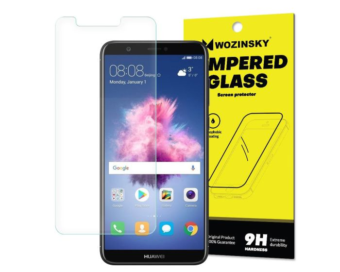 Wozinsky Αντιχαρακτικό Γυαλί Tempered Glass Screen Prοtector (Huawei P Smart)