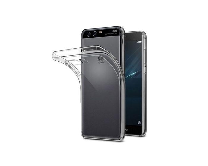 Ultra Thin 0.3mm Silicone Case Διάφανη (Huawei P10)