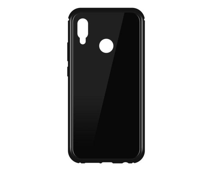 Wozinsky Magneto Full Body Bumper Case - Μαγνητική Θήκη Black (Huawei P20 Lite)