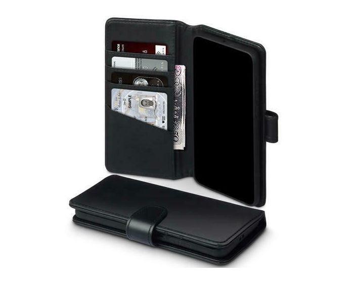 Terrapin Δερμάτινη Θήκη Πορτοφόλι Wallet Case (117-083-243) Μαύρο (Huawei P40)