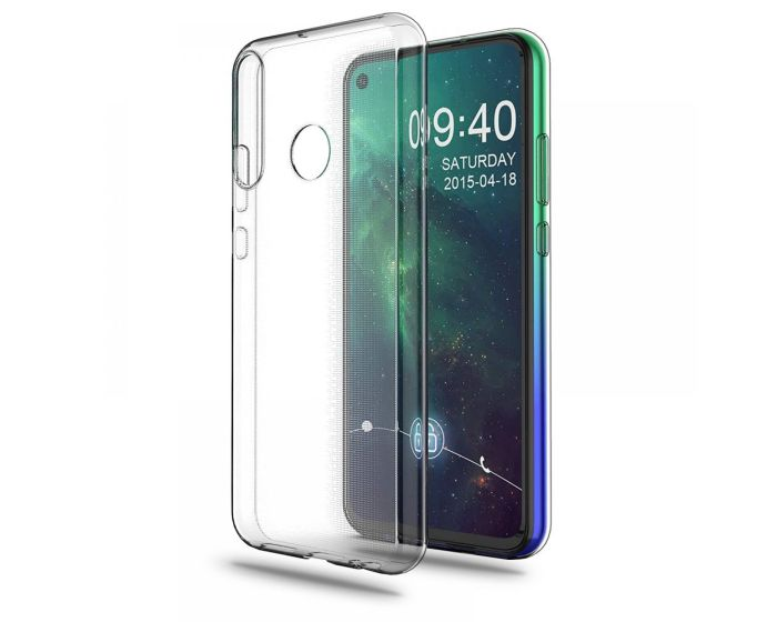 2mm Silicone Case Θήκη Σιλικόνης Διάφανο (Huawei P40 Lite E)