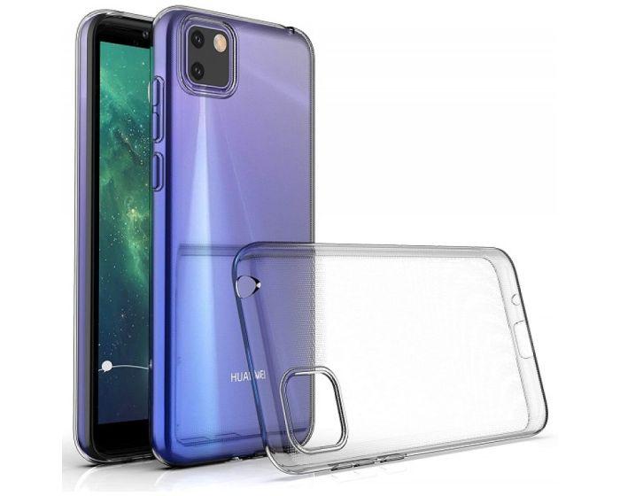 2mm Silicone Case Θήκη Σιλικόνης Διάφανο (Huawei Y5P / Honor 9s)