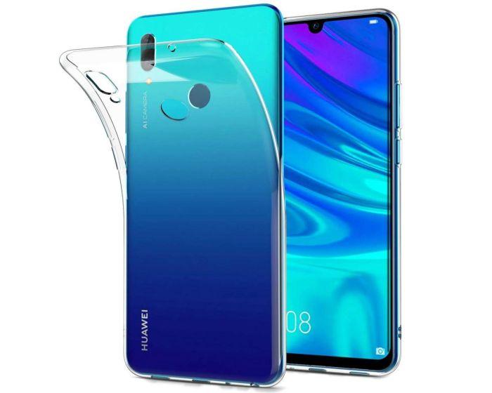 Ultra Slim 0.5mm Silicone Case Θήκη Σιλικόνης Διάφανο (Huawei Y7 2019 / Y7 Prime 2019)