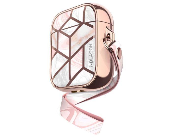 i-Blason Ανθεκτική Θήκη Cosmo για Airpods - Marble