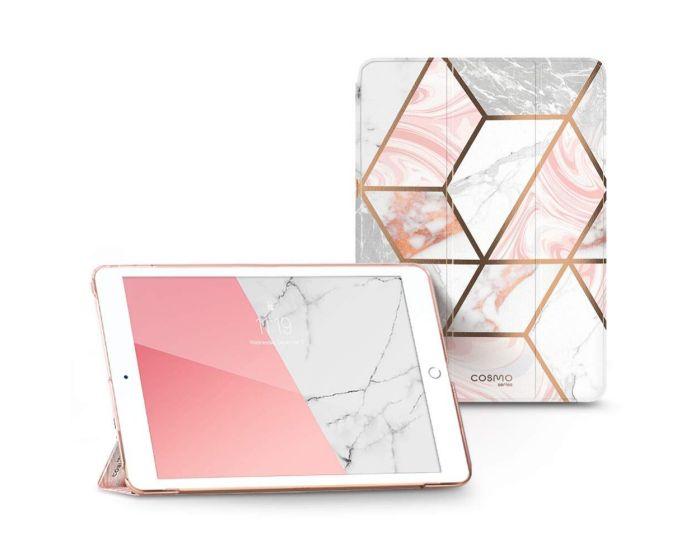 i-Blason Cosmo Lite Smart Cover Stand Case - Marble (iPad 10.2 2019 / 2020)