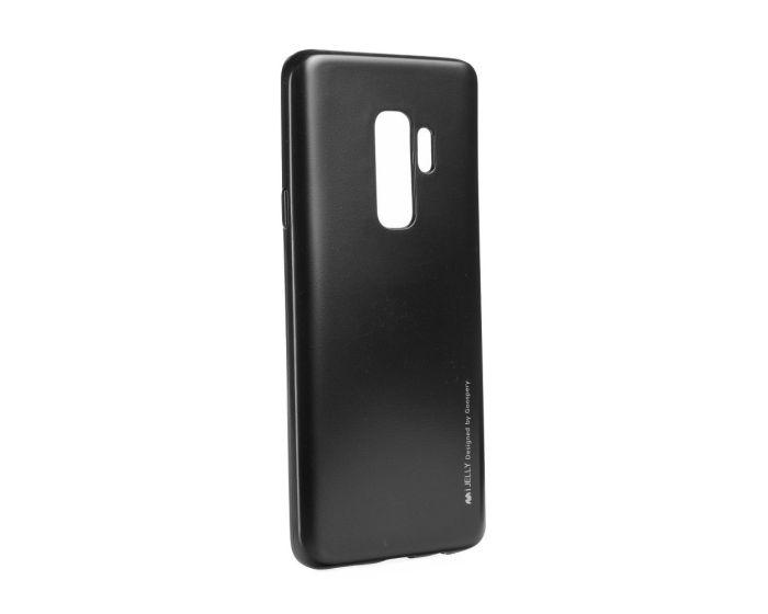 Mercury i-Jelly Slim Fit Case Θήκη Σιλικόνης Black (Samsung Galaxy S9 Plus)