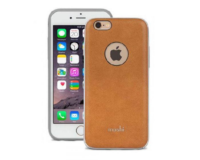 Moshi iGlaze Napa Vegan Leather Beige 99MO079104 - (iPhone 6 / 6s)