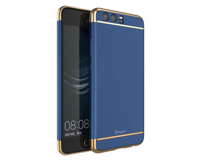 iPAKY Luxury Armor 3 in 1 Case Blue (Huawei P10)