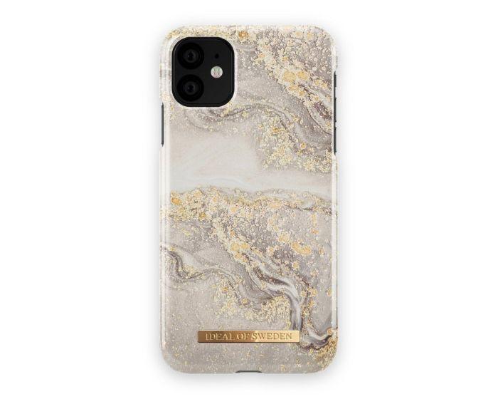 iDeal of Sweden Fashion Thin Case Θήκη Sparkle Greige Marble (iPhone 11 Pro Max)