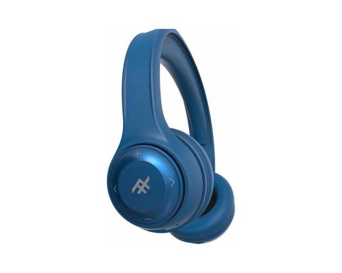 iFrogz Aurora Wireless Headphones + Mic (IFFAWL-BLO) Ασύρματα Ακουστικά Bluetooth - Blue