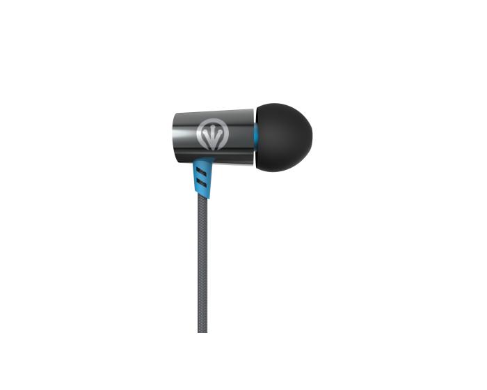 iFrogz Luxe Air with Mic Ακουστικά Ηandsfree με μικρόφωνο - Blue