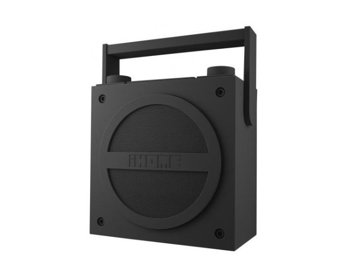 iHome iBT4GE Bluetooth Rechargeable Boombox Φορητό Ηχείο με FM Radio