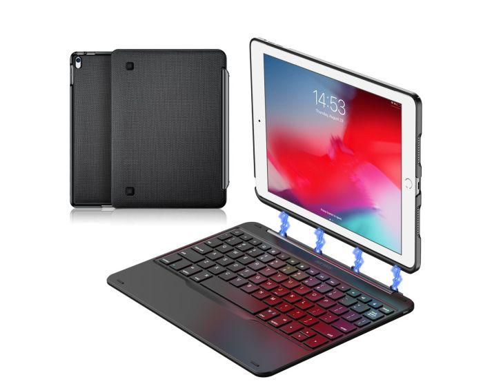 DUX DUCIS Magnetic Wireless Bluetooth Keyboard Case Θήκη με Πληκτρολόγιο - Black (iPad Air 3 2019)