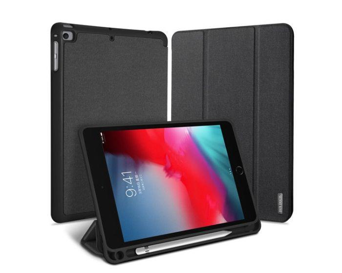 DUX DUCIS Domo Smart Book Case Θήκη με Δυνατότητα Stand - Black (iPad mini 5 2019)