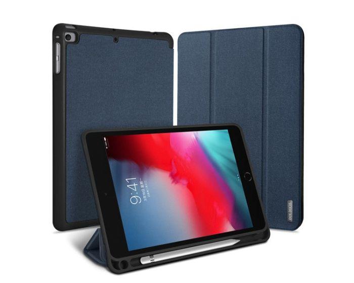 DUX DUCIS Domo Smart Book Case Θήκη με Δυνατότητα Stand - Navy Blue (iPad mini 5 2019)