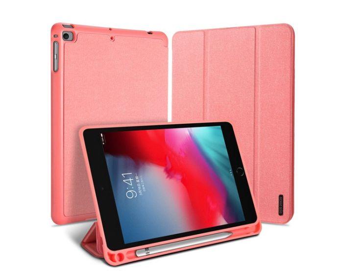 DUX DUCIS Domo Smart Book Case Θήκη με Δυνατότητα Stand - Rose Gold (iPad mini 5 2019)