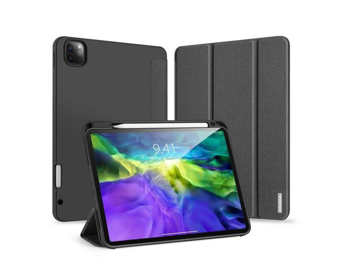 DUX DUCIS Domo Lite Smart Book Case Θήκη με Δυνατότητα Stand - Black (iPad Pro 11'' 2018 / 2020)