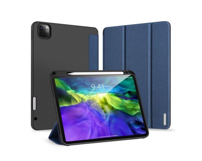 DUX DUCIS Domo Lite Smart Book Case Θήκη με Δυνατότητα Stand - Blue (iPad Pro 11'' 2018 / 2020)