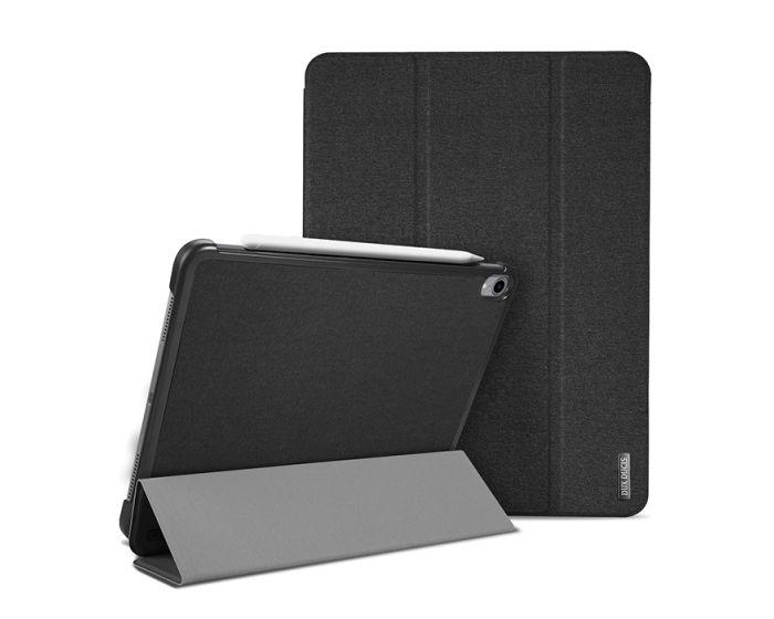 DUX DUCIS Domo Smart Book Case Θήκη με Δυνατότητα Stand - Gray (iPad Pro 12.9'' 2018)