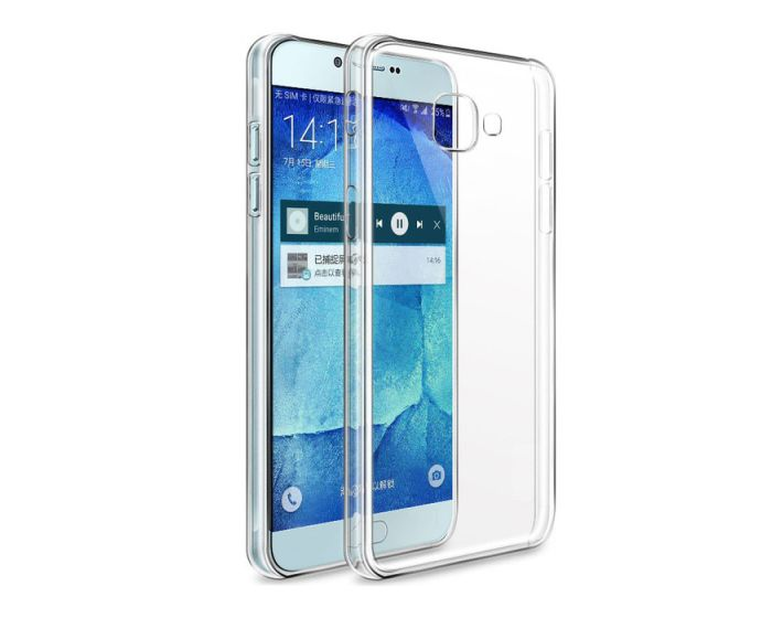iPaky Effort TPU Cover & Tempered Glass - Διάφανο (Samsung Galaxy A3 2017)