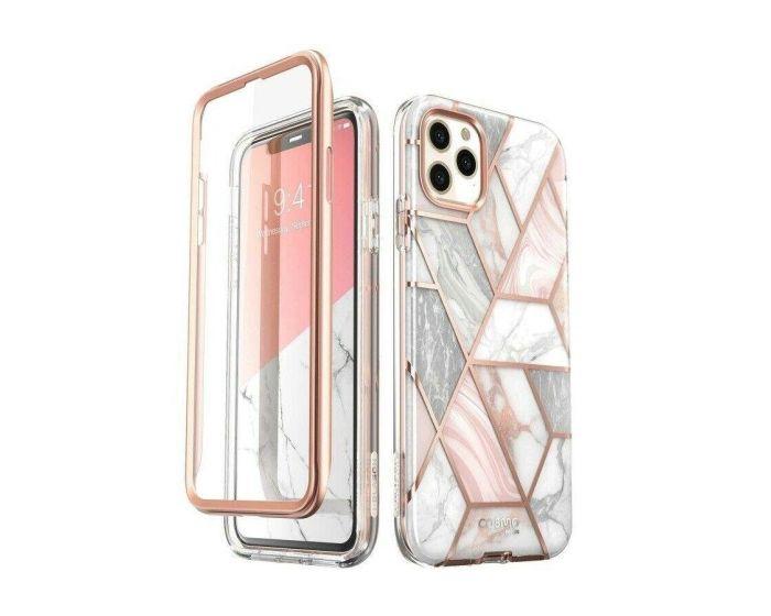 i-Blason Ανθεκτική Θήκη Cosmo Full Body Case With Built-In Screen Protector Marble (iPhone 11 Pro Max)