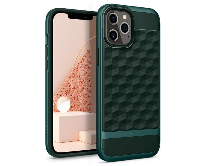 CASEOLOGY Parallax Series (ACS01635) Midnight Green (iPhone 12 Pro Max)