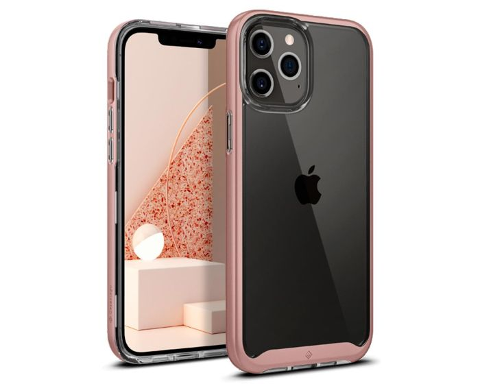 CASEOLOGY Skyfall Series (ACS01630) Rose Gold (iPhone 12 Pro Max)