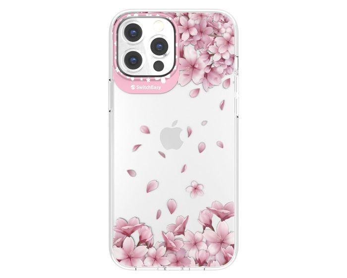 SwitchEasy Artist Hybrid Case (GS-103-210-208-137) Sakura (iPhone 13 Pro Max)