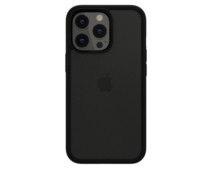 SwitchEasy Aero+ 0.38mm Shockproof Hybrid Case (GS-103-209-232-173) Frosty Black (iPhone 13 Pro)