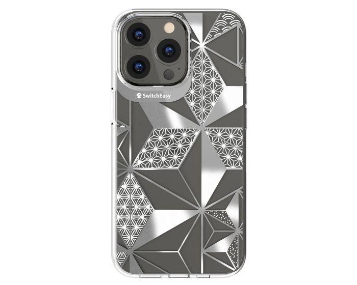 SwitchEasy Artist Hybrid Case (GS-103-209-208-194) Asanoha (iPhone 13 Pro)