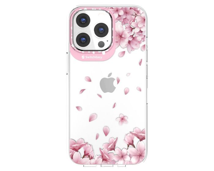 SwitchEasy Artist Hybrid Case (GS-103-209-208-137) Sakura (iPhone 13 Pro)