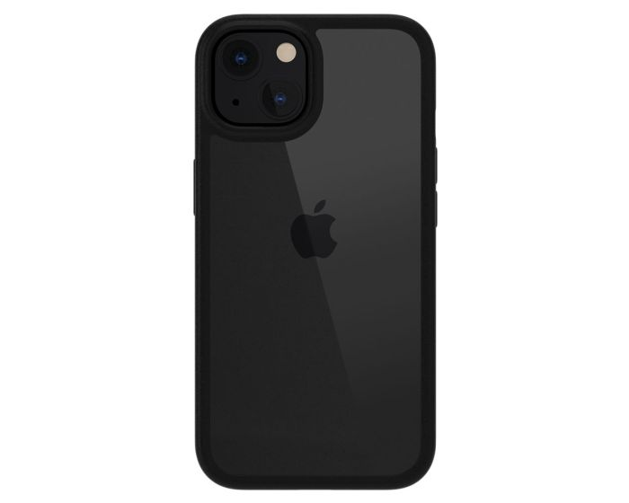 SwitchEasy Aero+ 0.38mm Shockproof Hybrid Case (GS-103-208-232-174) Clear Black (iPhone 13)
