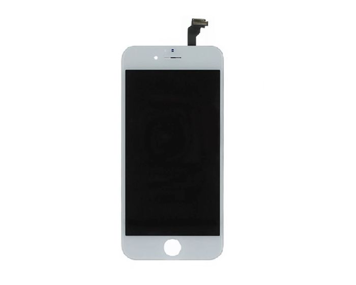 OEM Οθόνη LCD Touch Screen + Digitizer AAA - White (iPhone 6)