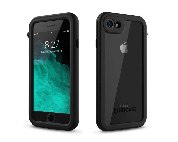 Hitcase Splash WaterProof Case (HC81200) Αδιάβροχη Θήκη Black (iPhone 7 / 8 / SE 2020)