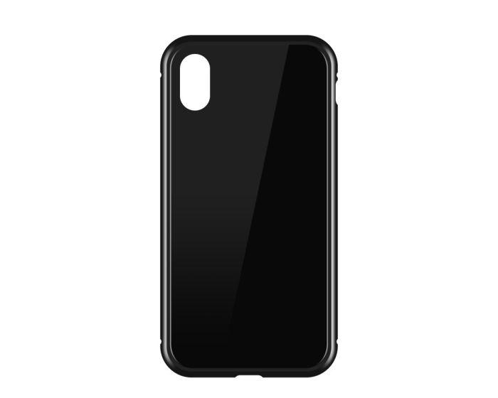 Wozinsky Magneto Full Body Bumper Case - Μαγνητική Θήκη Black (iPhone XR)